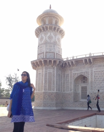 Agra's Baby Taj